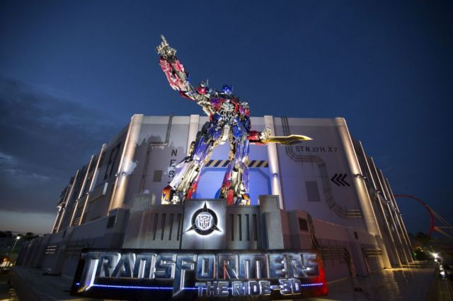 Transformers Reaches 1 Million Riders