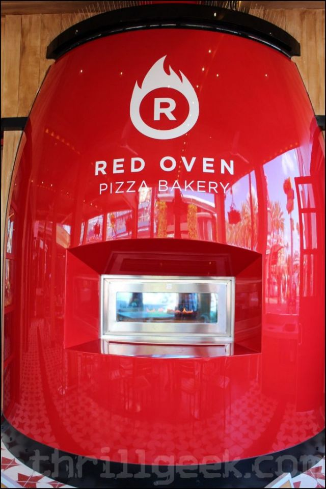 """The """"Red Oven"""""""