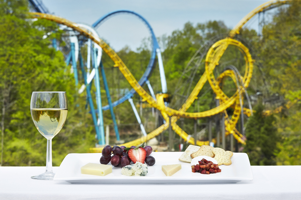 Busch Gardens Food & Wine