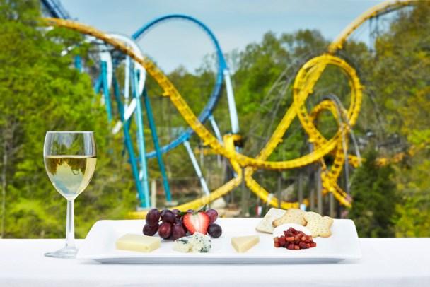 Busch Gardens Williamsburg Food & Wine Festival Opens May 23
