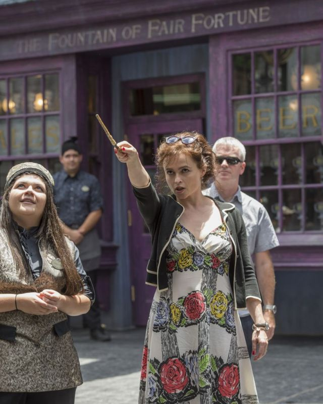 Harry Potter Stars Tour Diagon Alley_3