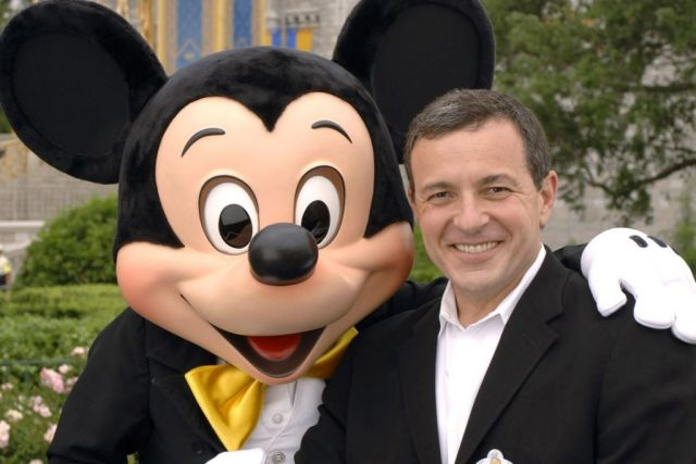 Bob Iger, president and CEO-elect of The Walt Disney Co.