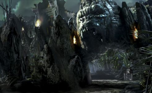 "Universal Orlando Resort announces ""Skull Island - Reign of Kong"" coming to Islands of Adventure 4"