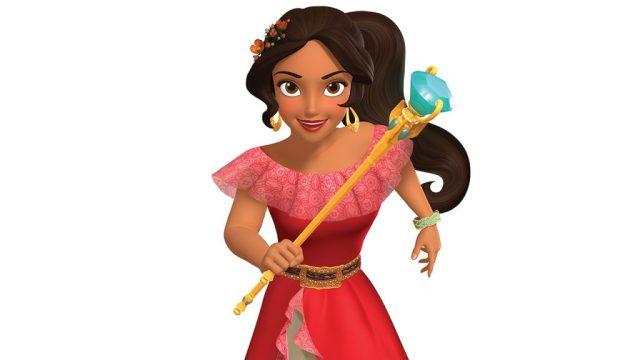 "ELENA OF AVALOR - ""Elena and the Secret of Avalor"" - Character poses. (Disney Channel) ELENA"