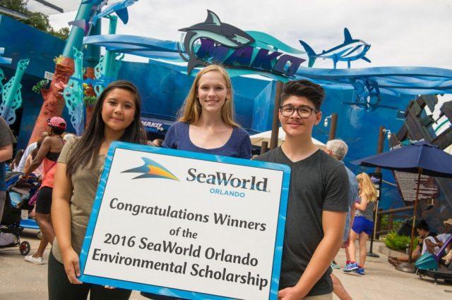 seaworld orlando scholarship