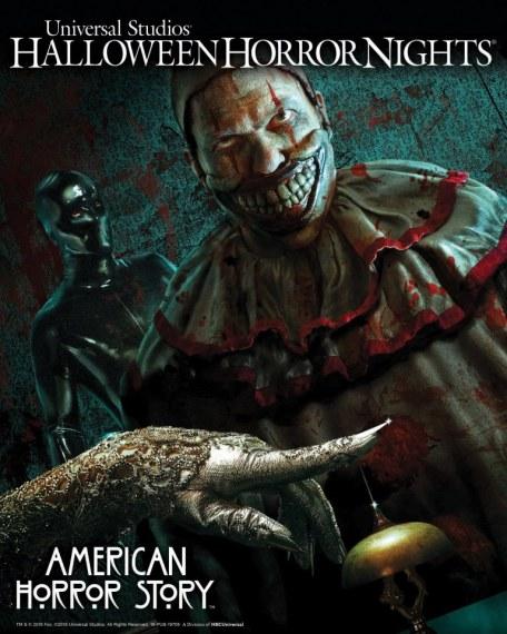 American Horror Story at HHN LR