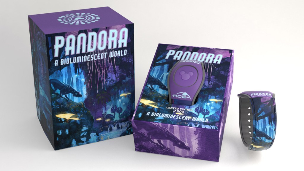 Pandora - The World of Avatar MagicBand 2
