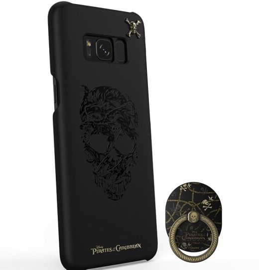 Pirates of the Caribbean Galaxy S8