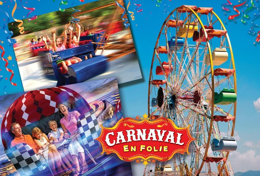 La Ronde Celebrates Families with New Carnaval en Folie