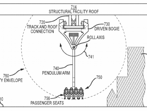 Spider-Man patent filed by Disney