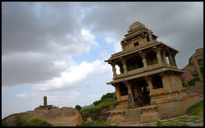Hidimbeshwara Temple Image Credits: Nagarjuna