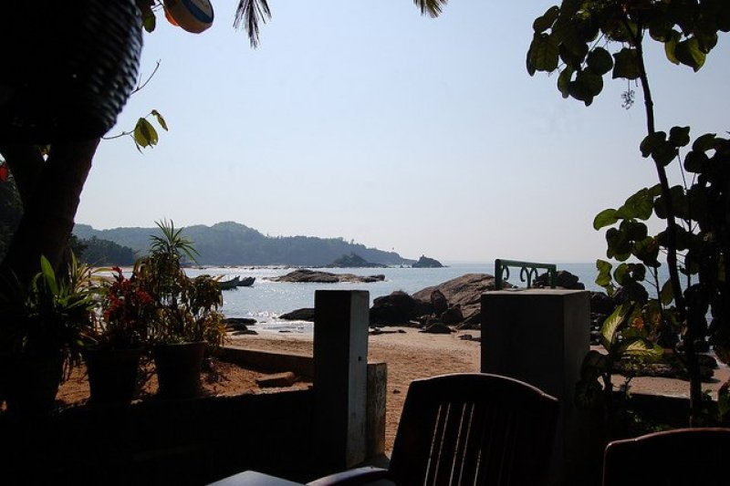 View From Namaste Cafe                         Image Credits: Abhijit Shylanath under CC by 2.0