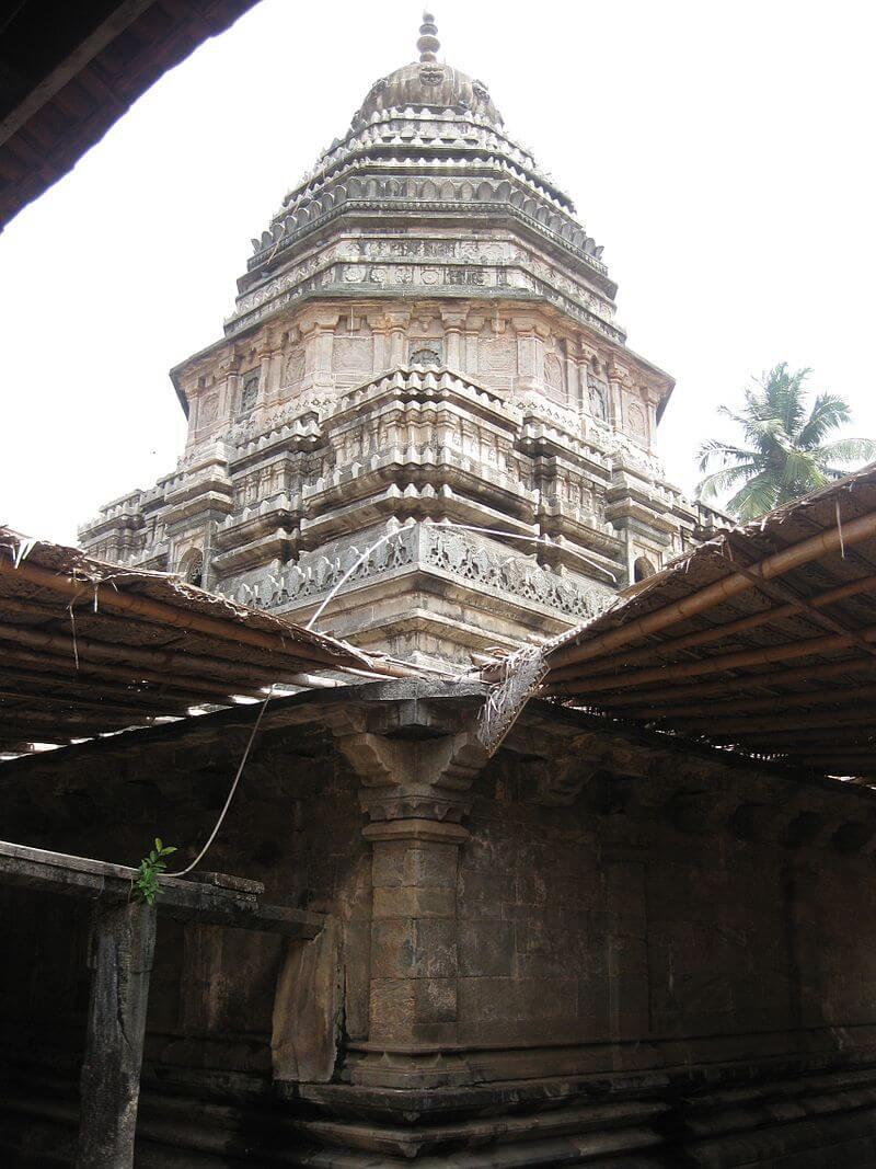 Gokarna Mahabaleshwar Temple       Image Credits: Nwchar under CC by SA 3.0