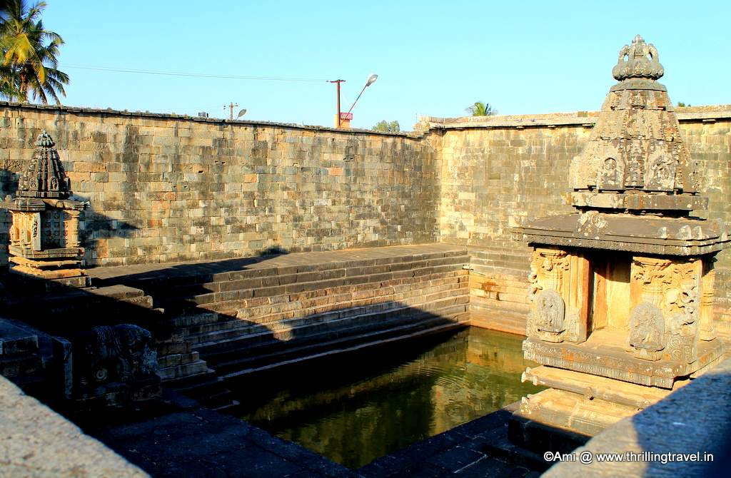 Stepwell or Pushkarni