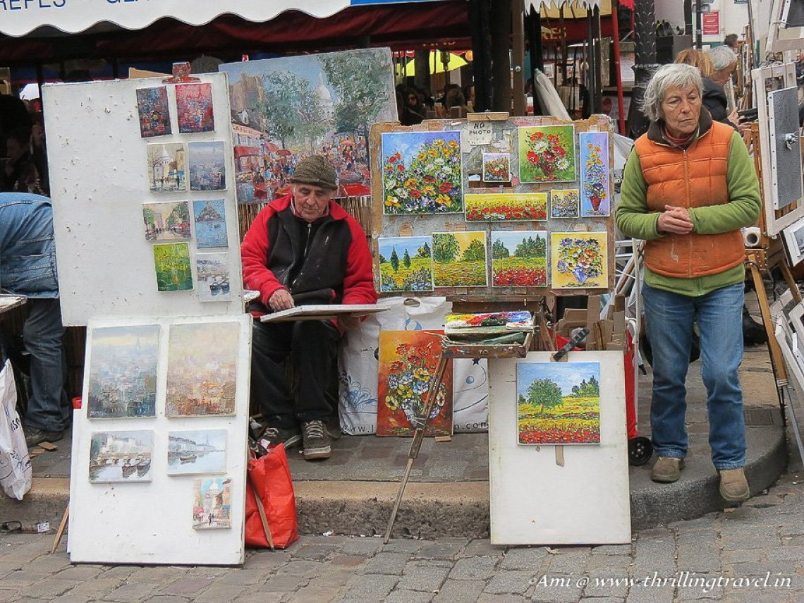 Art on the Streets of Paris Image Credits: Stewart Holmes via Flickr, under CC by S.A 2.0