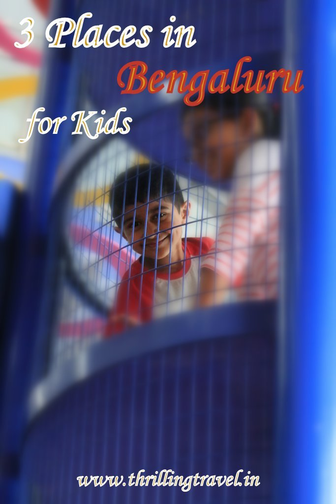 3 places in Bengaluru for Kids