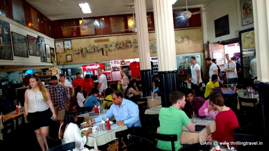 Leopold Cafe at Colaba