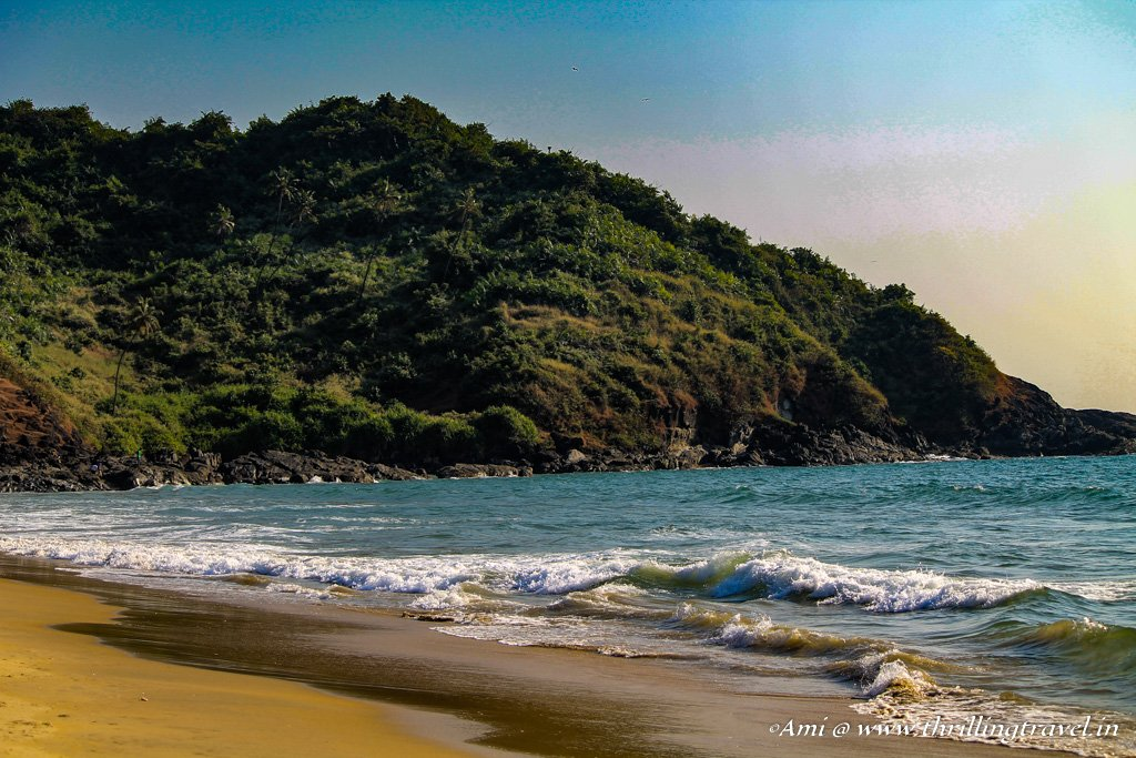 The pristine beaches of Apsarakonda - my travel round-up for the year