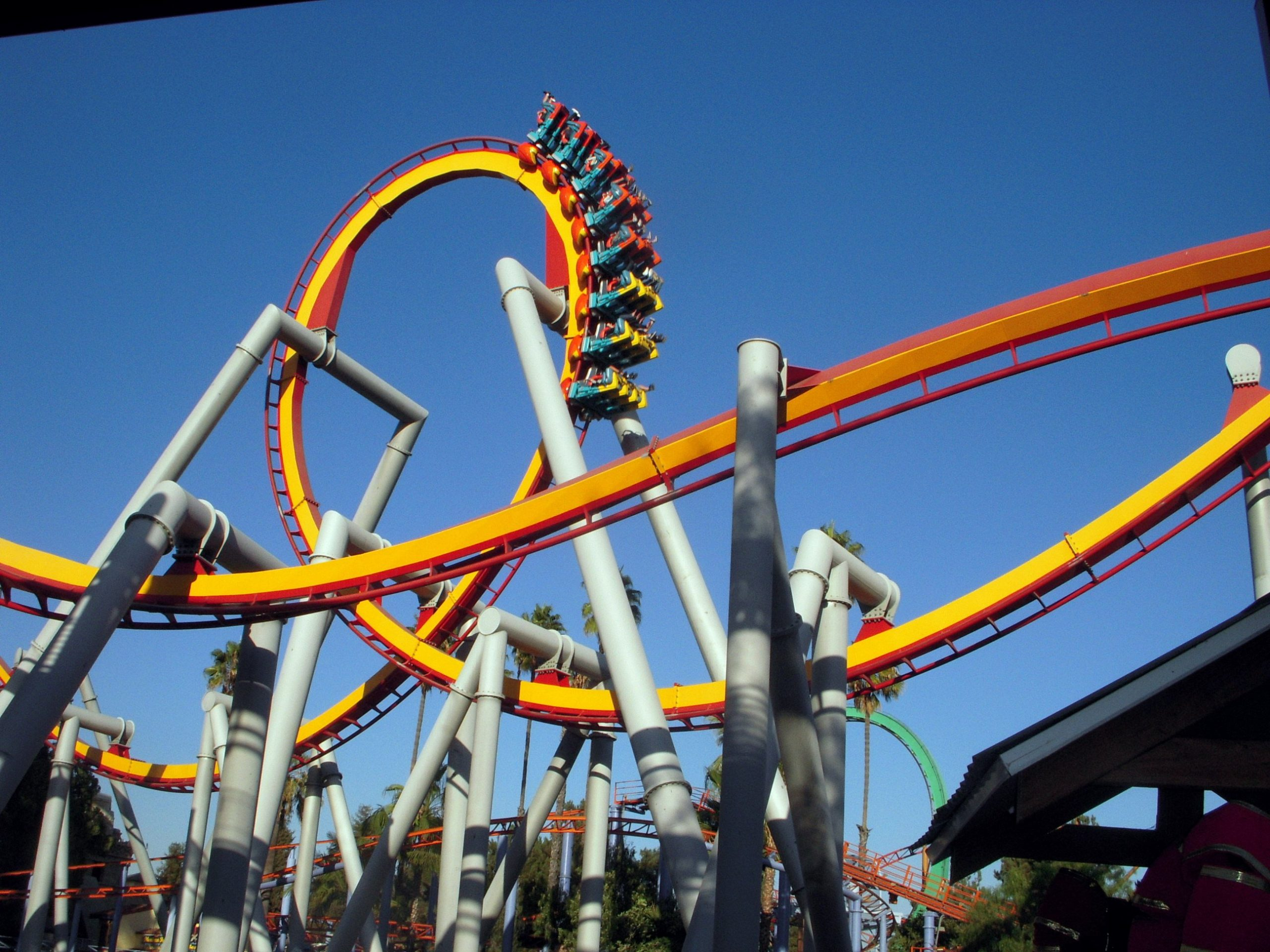 10 Best and Wildest Rollercoaster Rides in the World