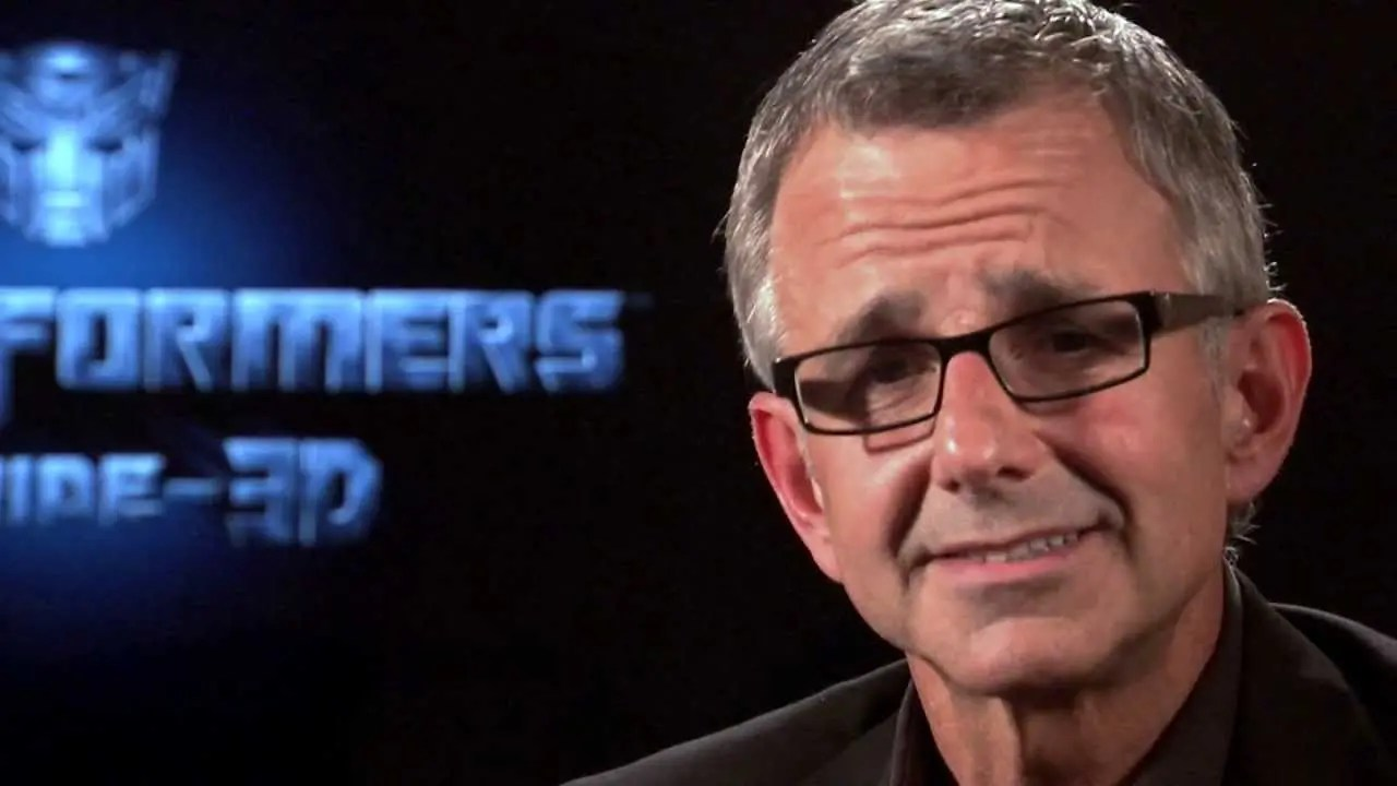 Mark Woodbury Announcement of TRANSFORMERS The Ride – 3D coming to Universal Orlando