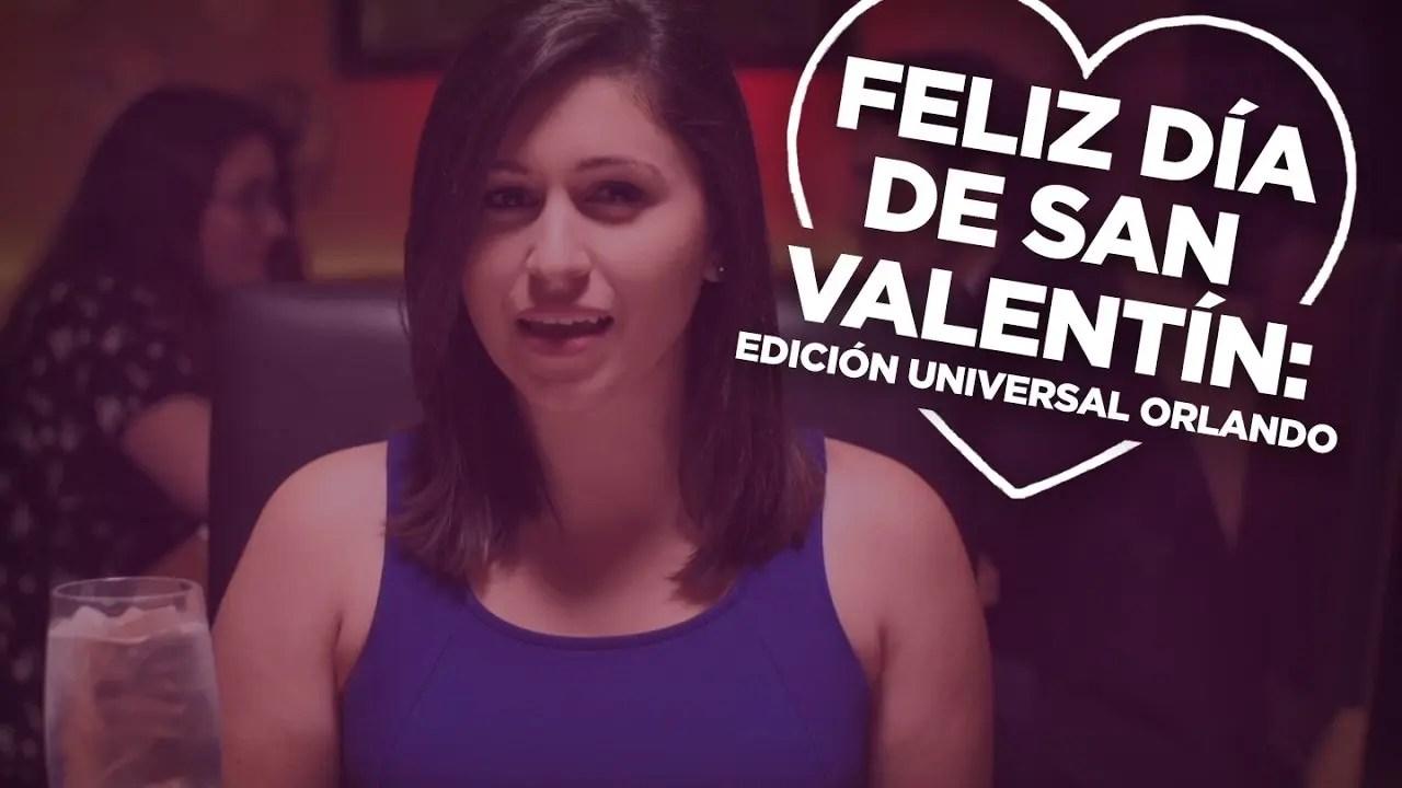 Feliz Día de San Valentín: Edición Universal Orlando