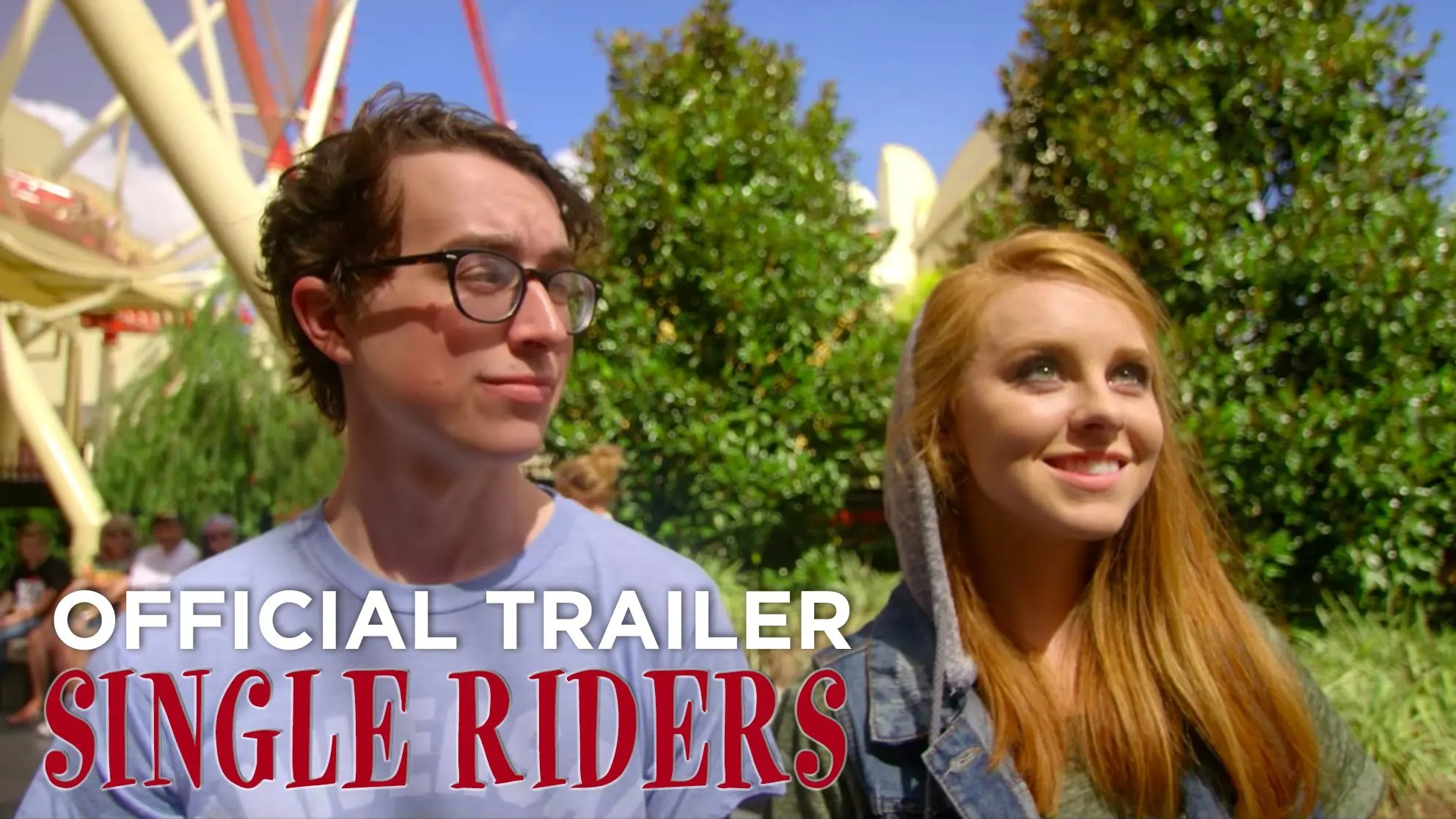Single Riders Trailer | UO Shorts