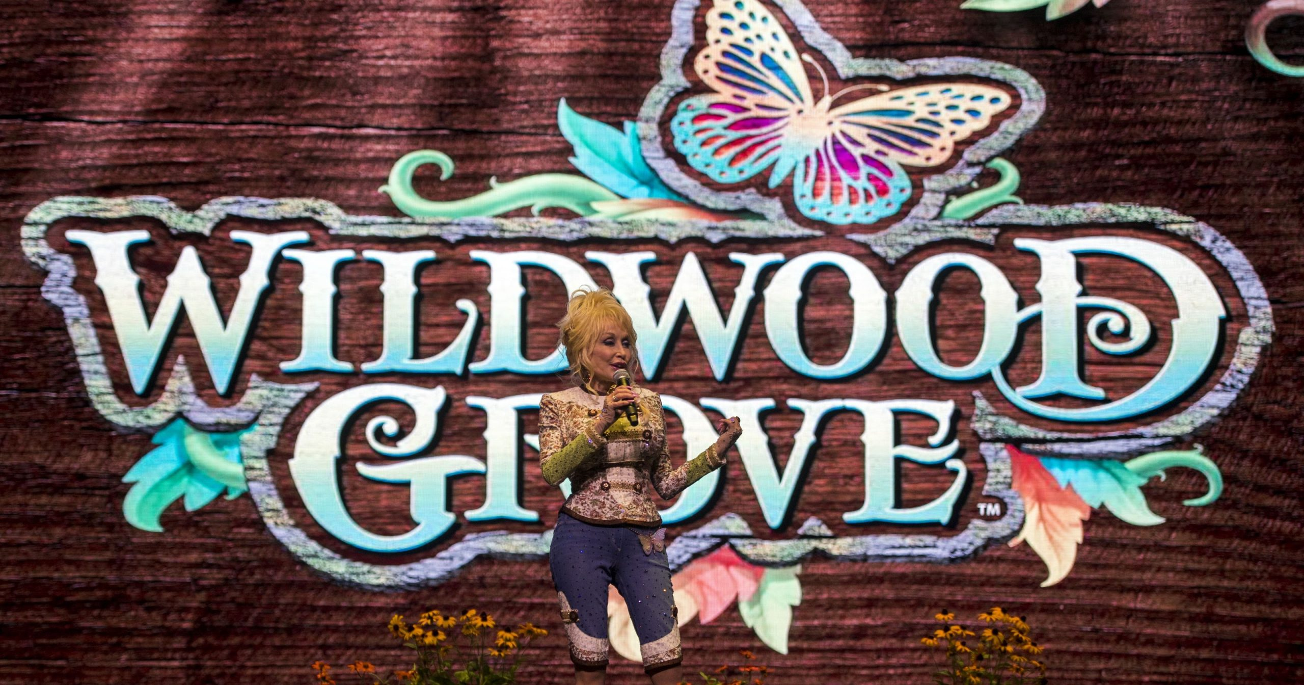 Want to see Dollywood's new space, Wildwood Grove, first? Here's how