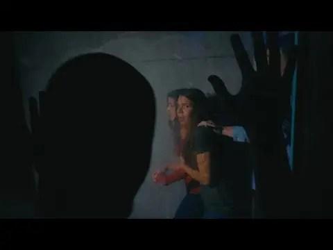 Dystopia at Howl-O-Scream (New Maze in 2018)