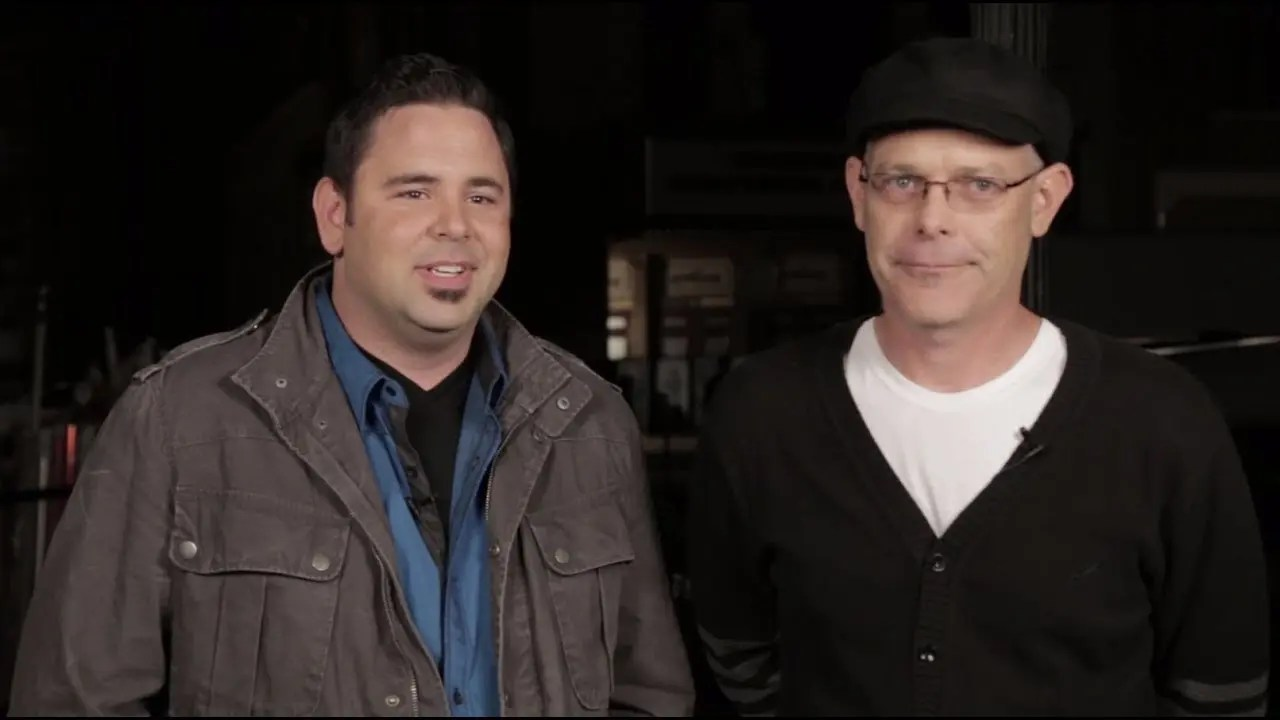 A Special Message from Mike and John- Halloween Horror Nights