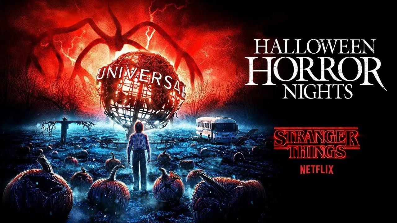 Stranger Things House Reveal | Halloween Horror Nights 2019