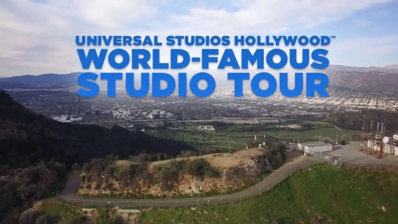 The World Famous Studio Tour