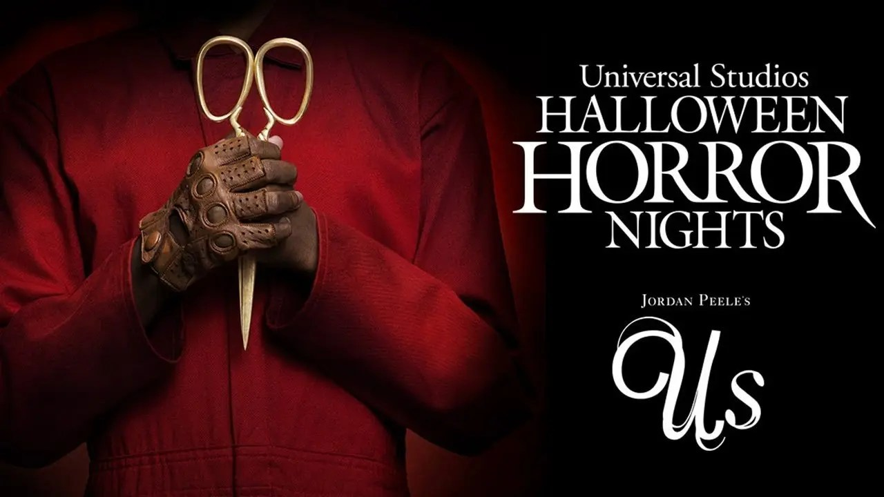 Us House Reveal | Halloween Horror Nights 2019