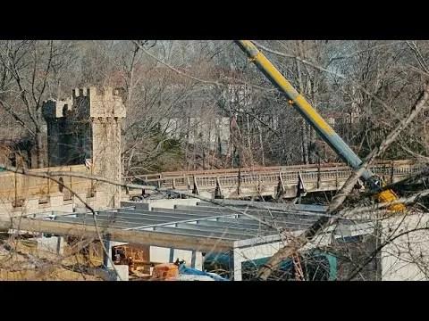 World News Report #1: Finnegan's Flyer Construction Update