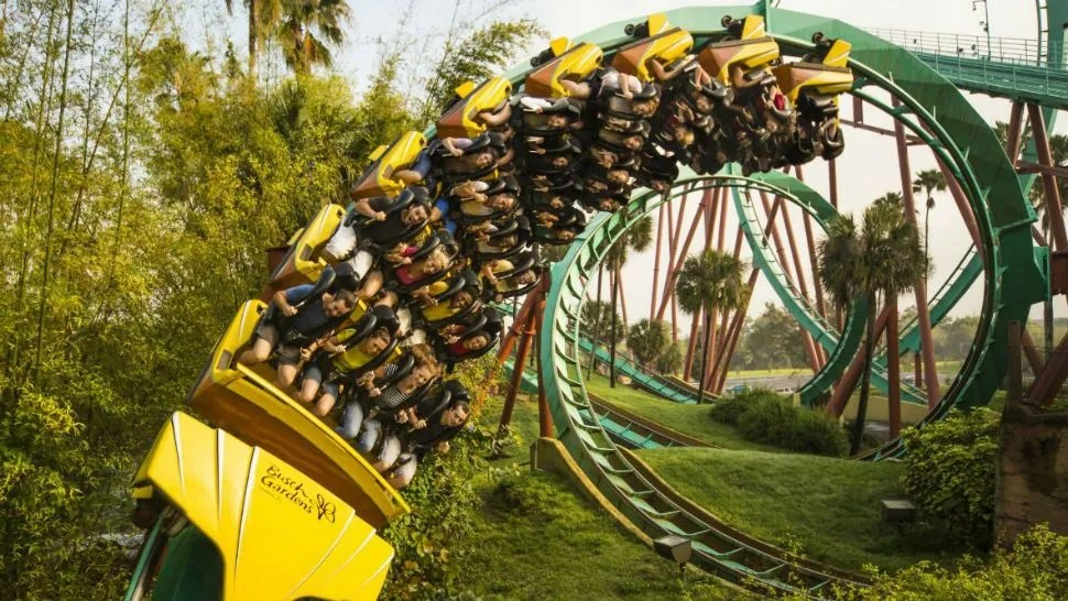 Busch Gardens Tampa's Reopening Plans Get County Approval