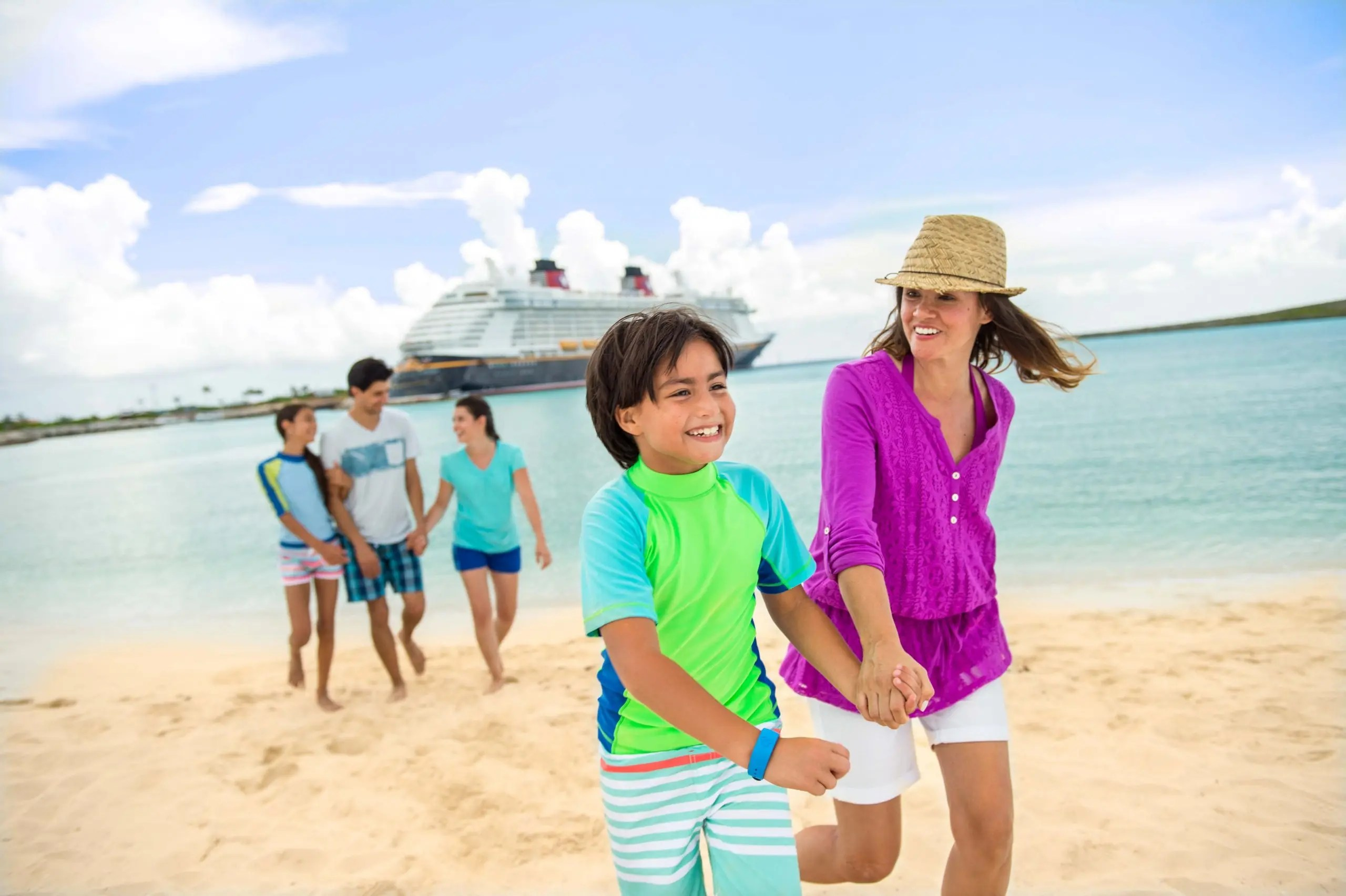 Disney Cruise Line and Adventures by Disney Named Best for Families