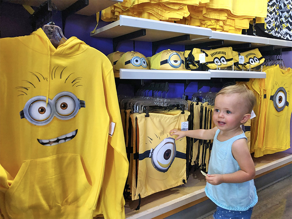 Despicable Me Super Silly Stuff Store