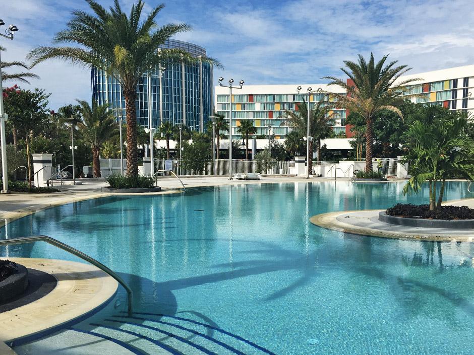 Universal's Aventura Hotel Pool