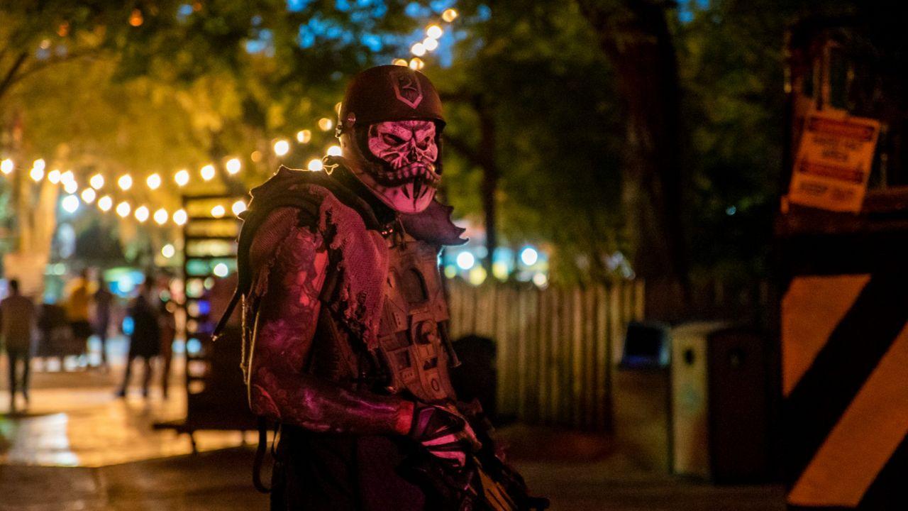 Busch Gardens Tampa Bay Reveals Howl-O-Scream Scare Zones