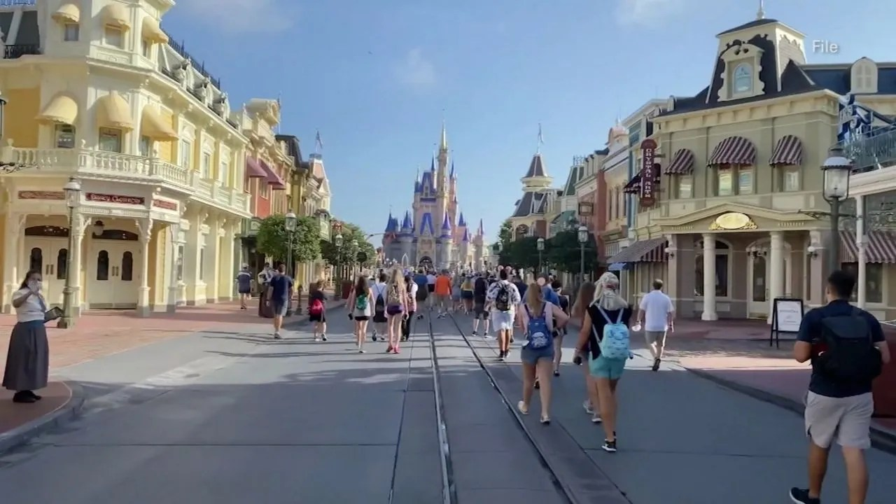 Phase 3 Order Would Allow Theme Parks to Increase Capacity