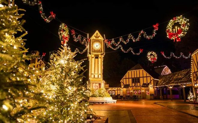 Busch Gardens to hold new limited-capacity Christmas event