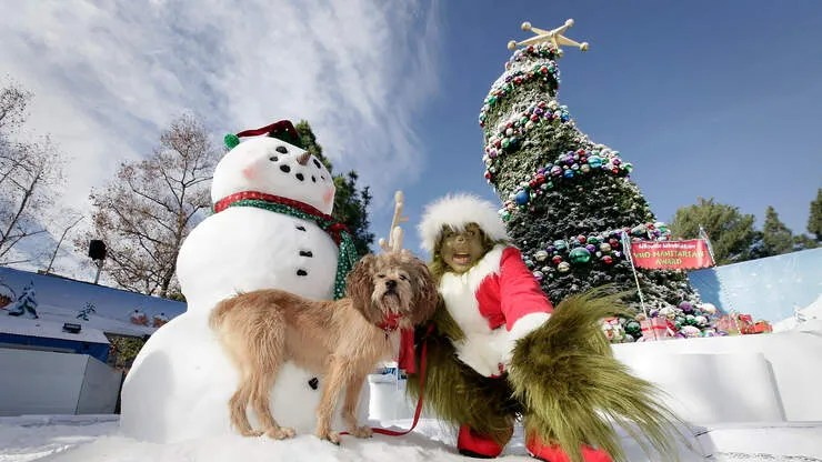 Central Florida Theme Parks Adjust for Covid Christmas Season | 1290 WJNO