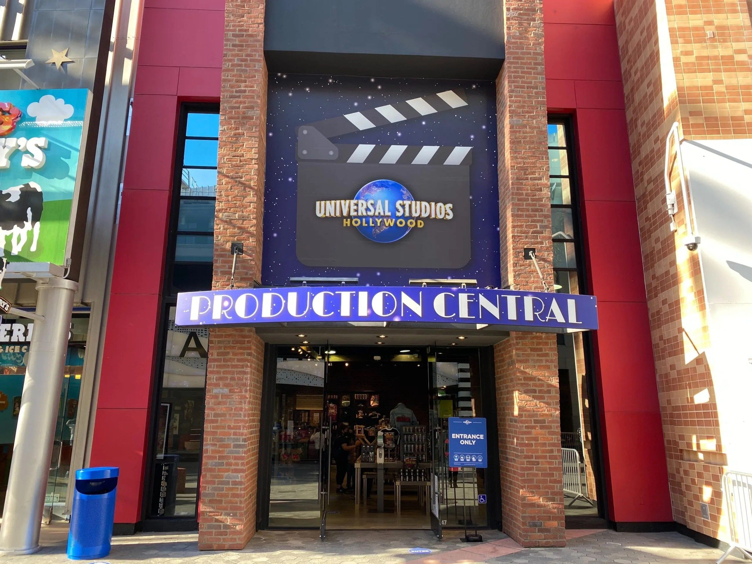 PHOTOS: New Production Central Store Now Open at Universal CityWalk Hollywood