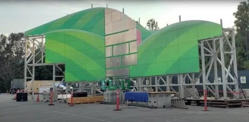 Super Nintendo World construction starts at Universal Hollywood