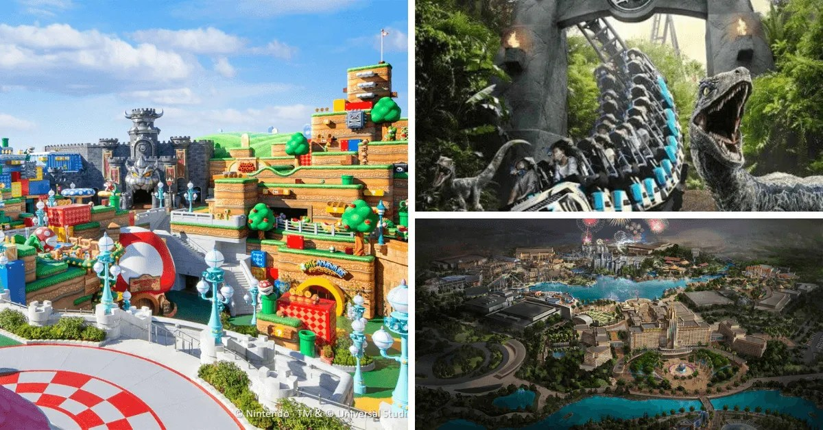 Everything New Coming to Universal in 2021, Including a Brand New Theme Park!