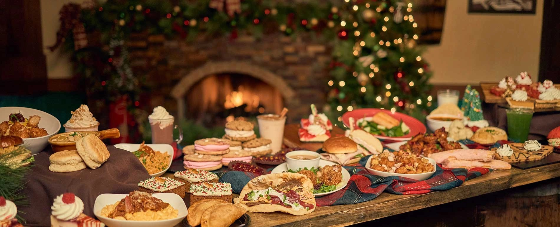 Knott's Berry Farm rings in the holidays with Knott's Taste of Merry Farm