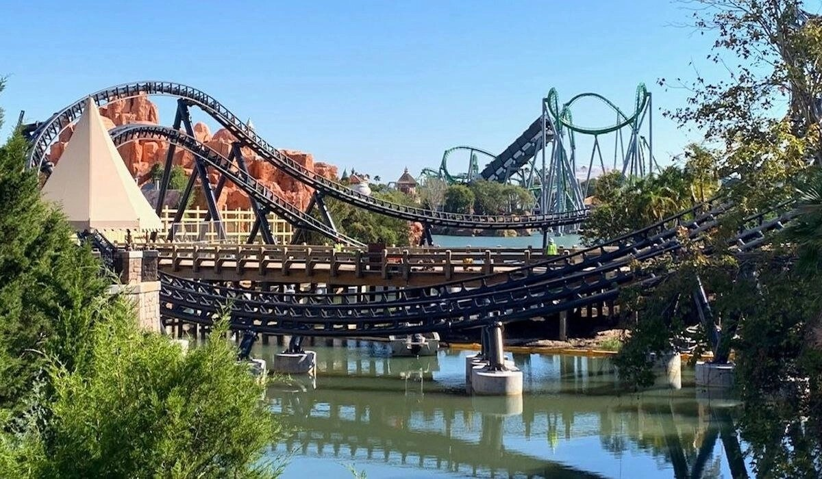 Universal Orlando theme parks are breaking even with attendance growing, but COVID-19 pain remains