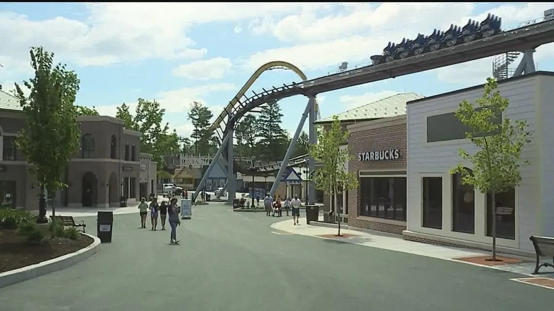 Hersheypark's 2021 season will open April 2