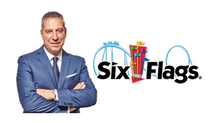 Six Flags Announces Successor Chairman