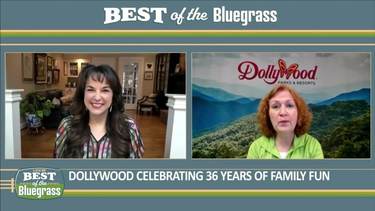 Dollywood celebrating 36 years of family fun – Yahoo News