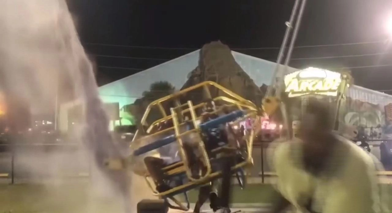 Riders should use caution before jumping on thrill rides